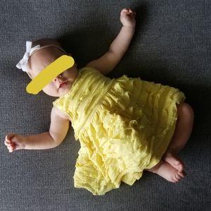 Baby GAP | Yellow Ruffle Dress